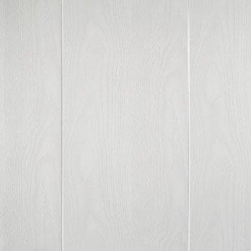 lambris pvc blanc x leroy merlin. Black Bedroom Furniture Sets. Home Design Ideas