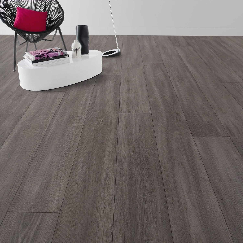 sol pvc chalet grey gerflor texline l 4 m leroy merlin. Black Bedroom Furniture Sets. Home Design Ideas