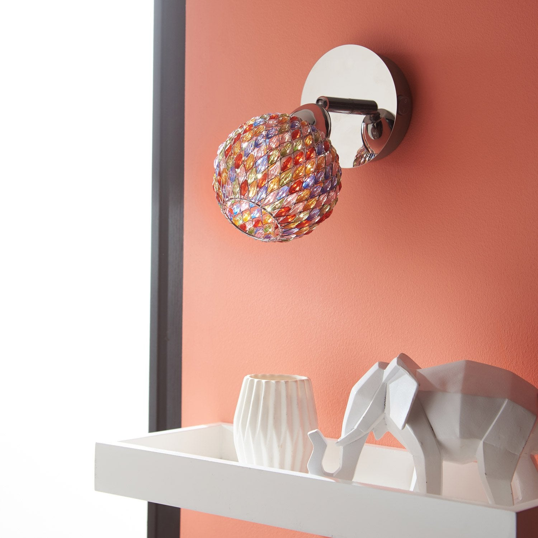 verrerie-pour-spot-a-composer-pop-kos-chrome-inspire Meilleur De De Abri De Jardin Bricorama Concept