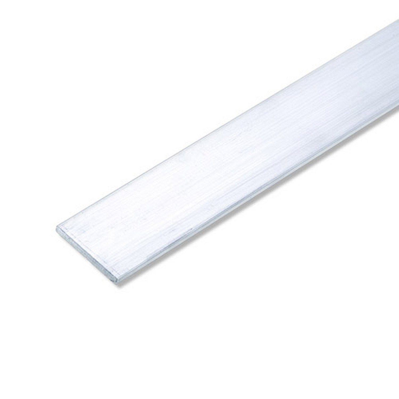 Exceptional Profile Alu Leroy Merlin #5: Plat Aluminium Brut, L.2.5 M X L.3.55 Cm