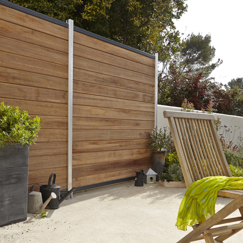 Terrasse bois bambou leroy merlin diverses id es de conception - Lame de terrasse bois leroy merlin ...