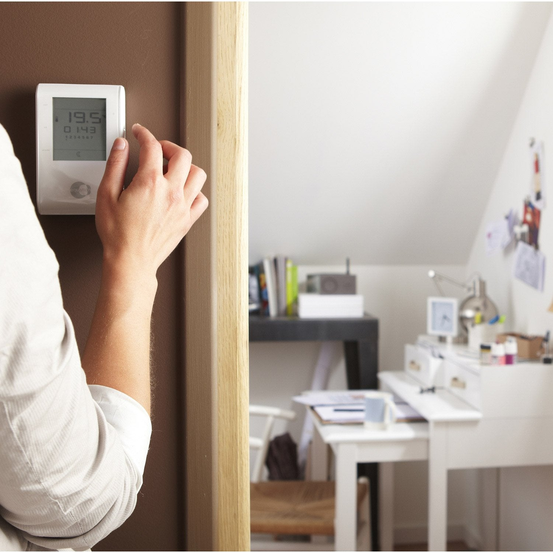 atelier projet am liorer le confort thermique pour. Black Bedroom Furniture Sets. Home Design Ideas