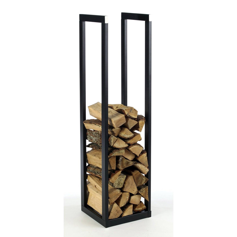 Rangement pour bois acier atelier dix neuf klub cm leroy merlin - Bois compresse leroy merlin ...