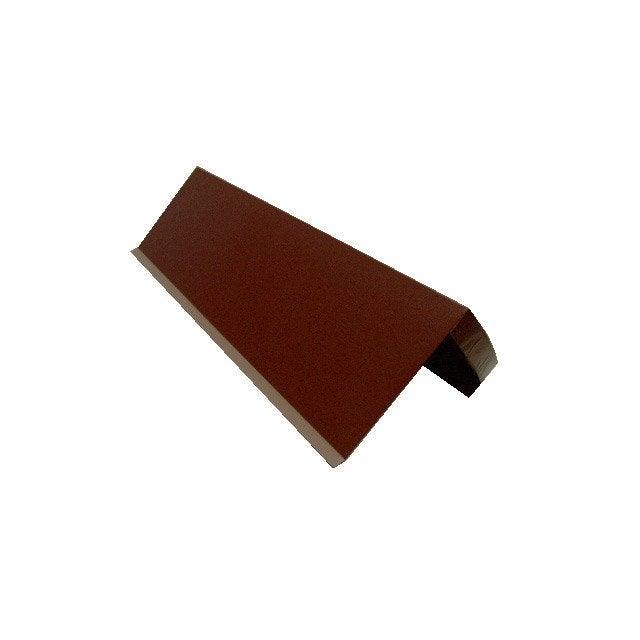 rive gauche pour plaque tuilacier rouge fonc l m leroy merlin. Black Bedroom Furniture Sets. Home Design Ideas