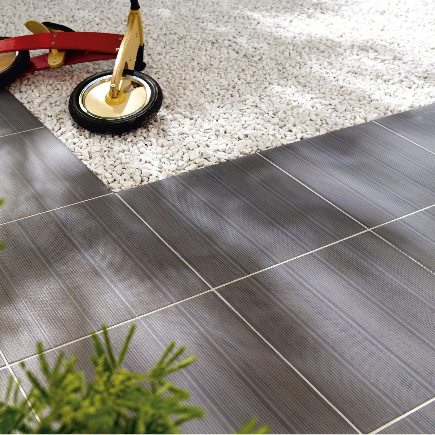Carrelage gris anthracite leroy merlin for Carrelage gres cerame 45x45