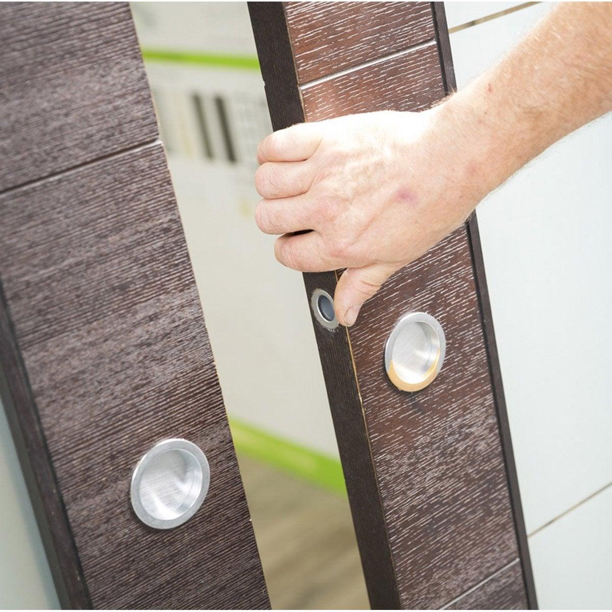 comment poser une porte galandage leroy merlin. Black Bedroom Furniture Sets. Home Design Ideas