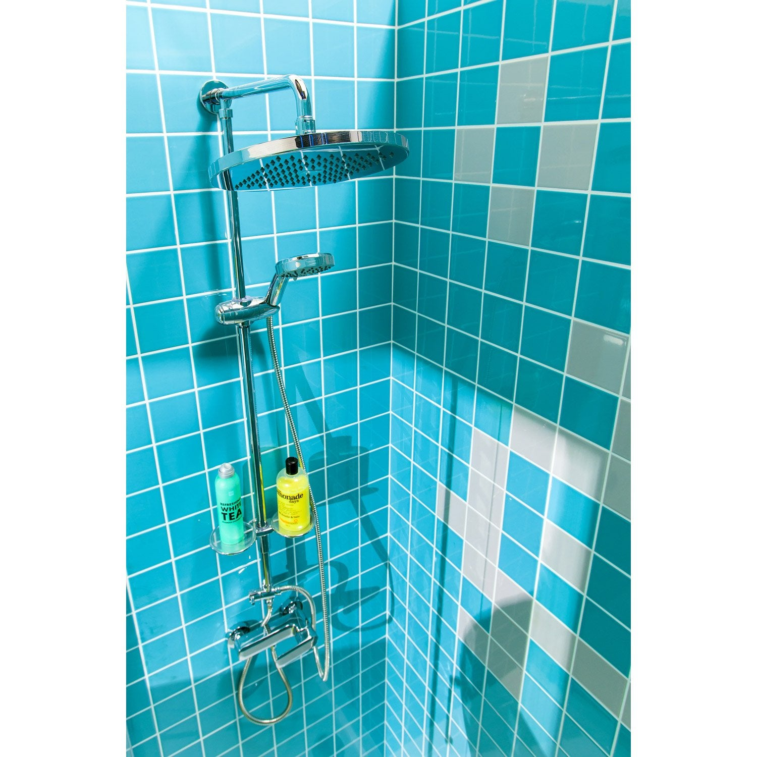 Stickers salle de bain leroy merlin le sticker texte for Stickers muraux leroy merlin