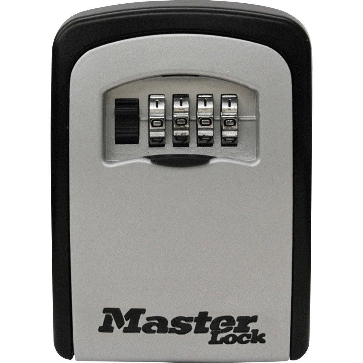 Minicoffre masterlock select access fixer x l 8 for Wohnzimmer 4 x 8
