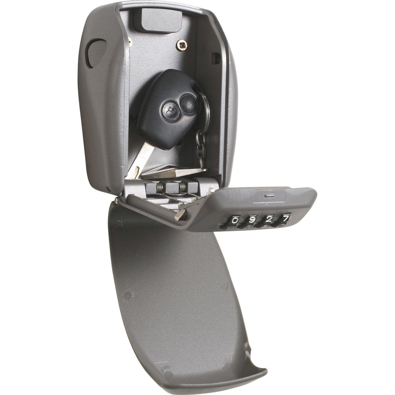 minicoffre masterlock select access fixer x x p 4 6 cm leroy merlin. Black Bedroom Furniture Sets. Home Design Ideas