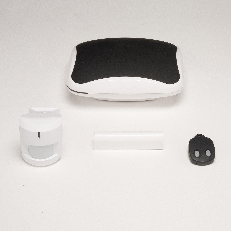 pack s curit appartement evology leroy merlin. Black Bedroom Furniture Sets. Home Design Ideas