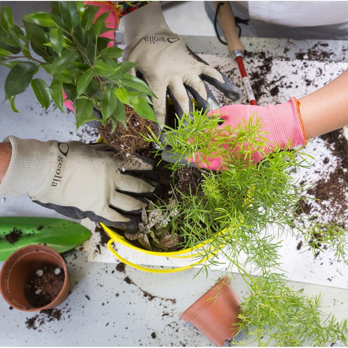 Comment r aliser les gestes de base du jardinage pour enfant leroy merlin - Cours de bricolage leroy merlin ...
