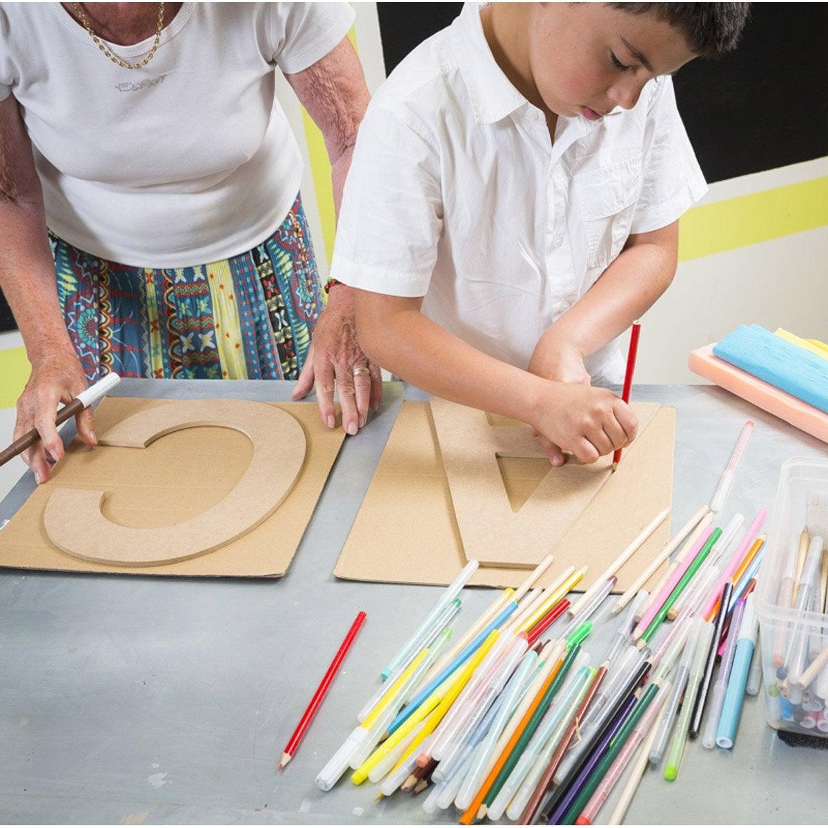 Atelier enfant cr er un cadeau personnalis pour la f te - Atelier bricolage leroy merlin ...