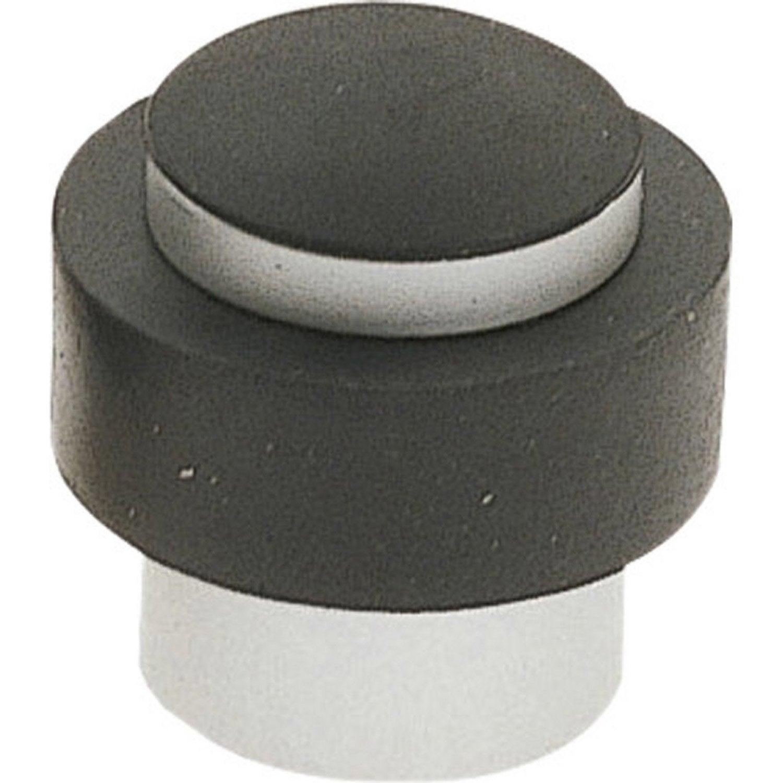 but e de porte aluminium brillant h 4 x diam 3 6 cm leroy merlin. Black Bedroom Furniture Sets. Home Design Ideas