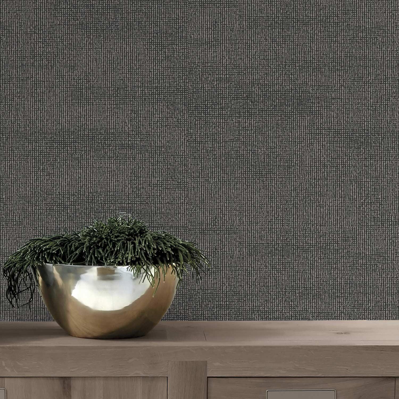 papier peint expans sur papier dulce paillette noir. Black Bedroom Furniture Sets. Home Design Ideas