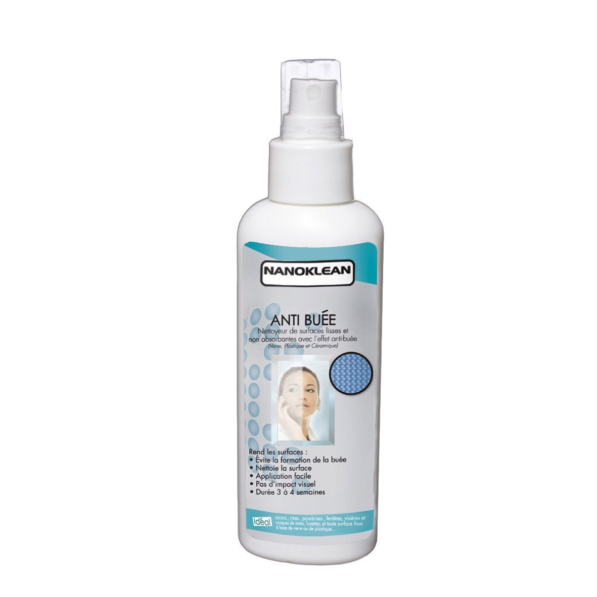 Produit anti bu e nanoklean 125 ml leroy merlin for Produit anti punaise de lit leroy merlin