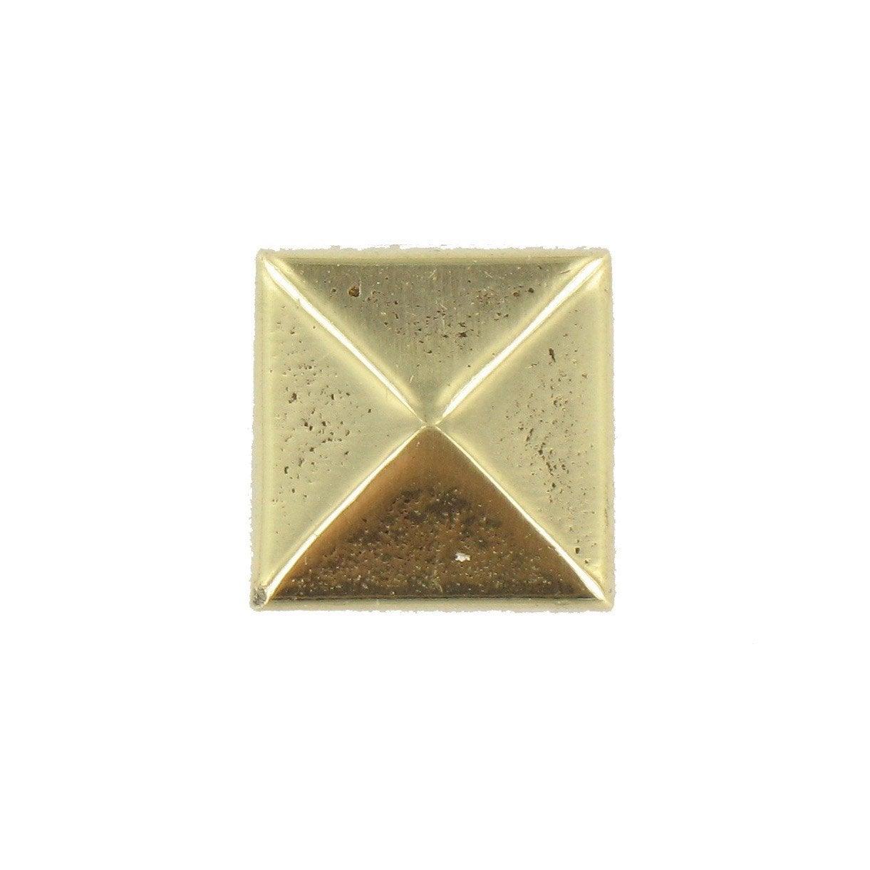 clou pointe de diamant en laiton poli leroy merlin. Black Bedroom Furniture Sets. Home Design Ideas