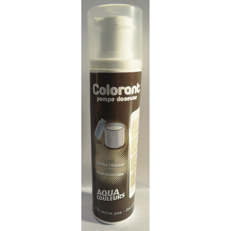 Colorant sp cial peinture acrylique aquacouleurs lin 100 for Peinture acrylique leroy merlin