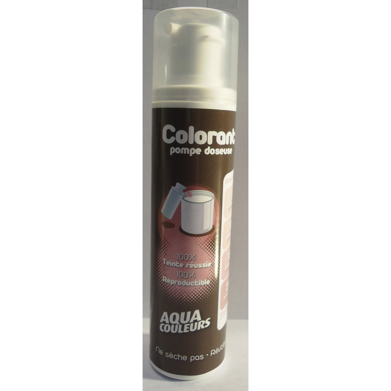 Colorant sp cial peinture acrylique aquacouleurs rose for Peinture acrylique leroy merlin
