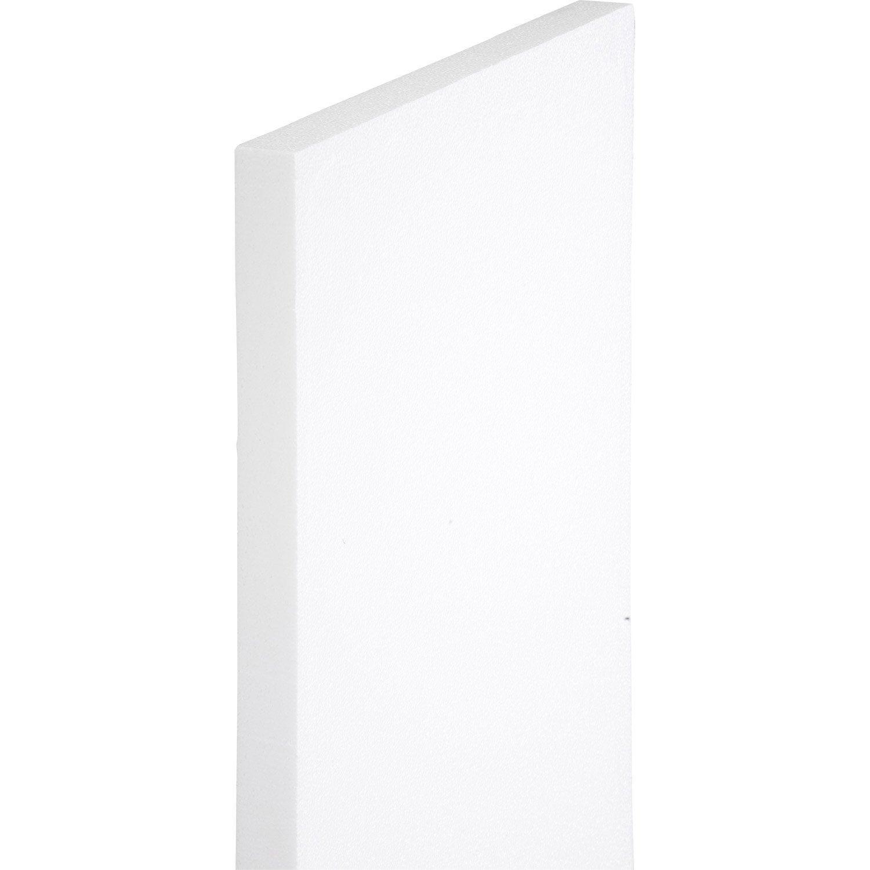Panneau en polystyr ne expans siniat 1 2 x for Plaque polystyrene leroy merlin