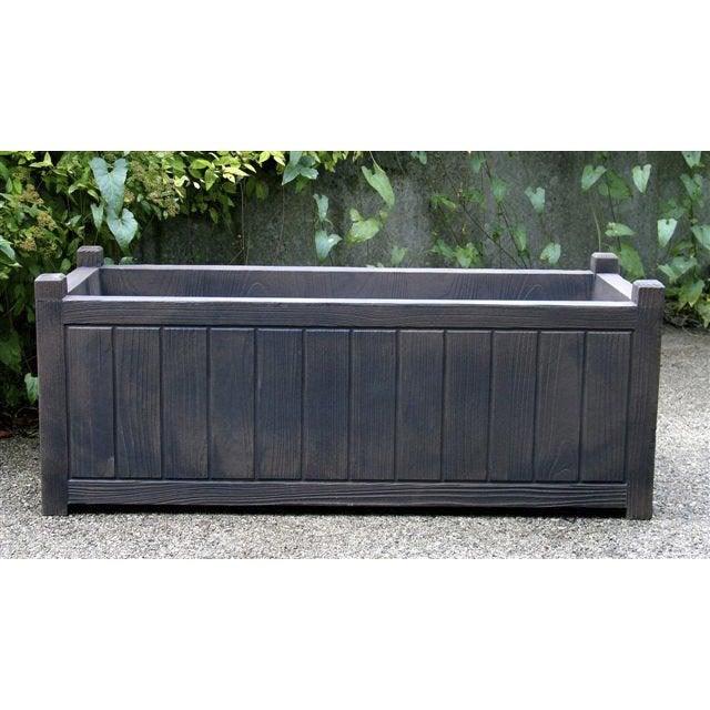 jardini re poly thyl ne r serve d 39 eau eda cm x l. Black Bedroom Furniture Sets. Home Design Ideas