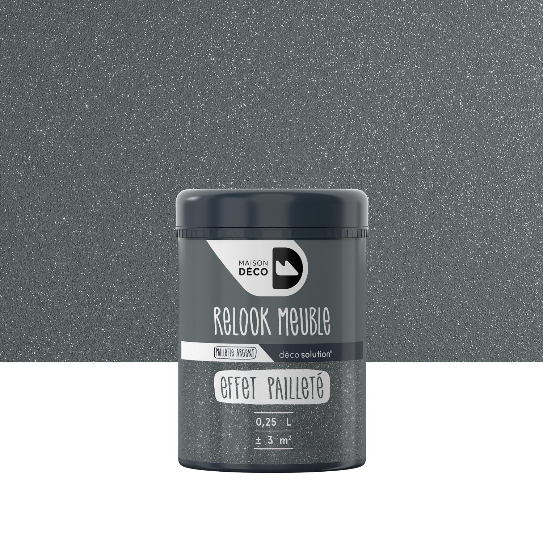 gel paillet maison deco transparent 0 25 l leroy merlin. Black Bedroom Furniture Sets. Home Design Ideas