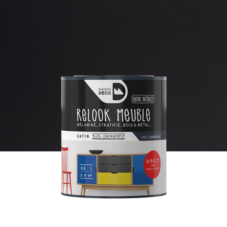 Peinture porte cuisine cuisines en couleurs 12 modles qui for Peinture acrylique cuisine