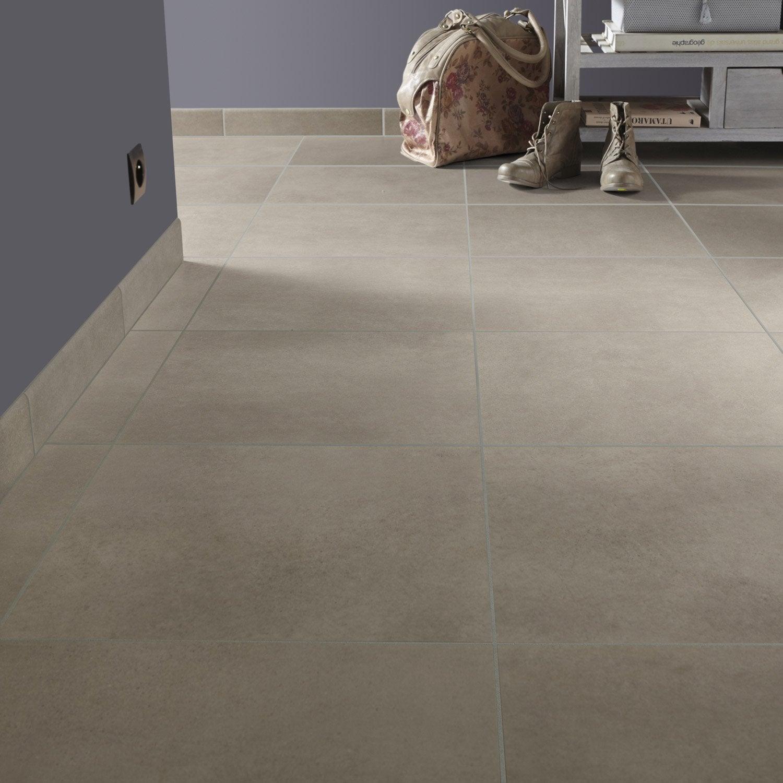 Carrelage sol et mur sable effet pierre roma x for Carrelage sol et mur