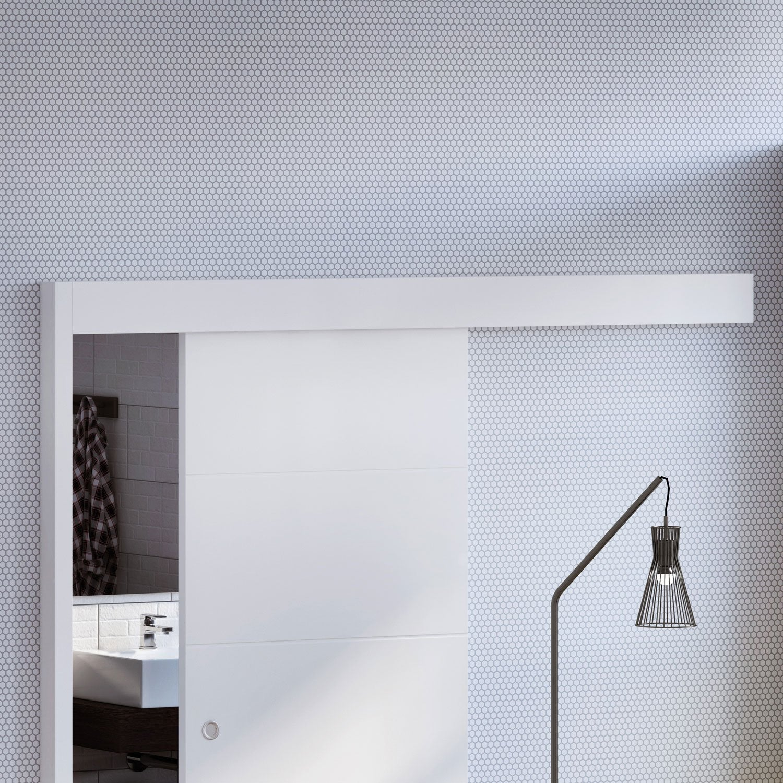 habillage porte a galandage gallery of portejpg with habillage porte a galandage amazing porte. Black Bedroom Furniture Sets. Home Design Ideas