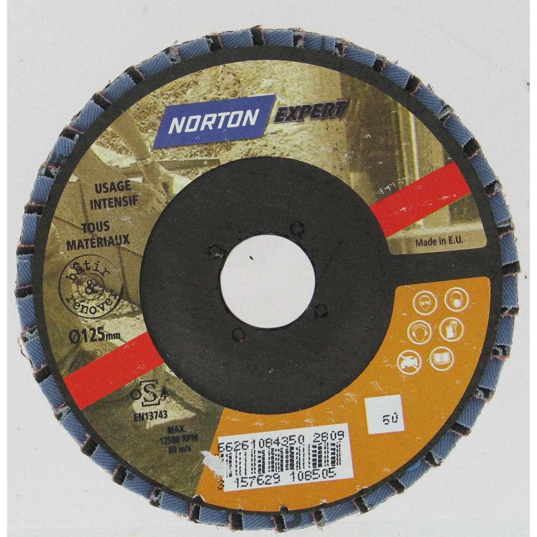 disque lamelles pour mat riaux de construction norton mm leroy merlin. Black Bedroom Furniture Sets. Home Design Ideas