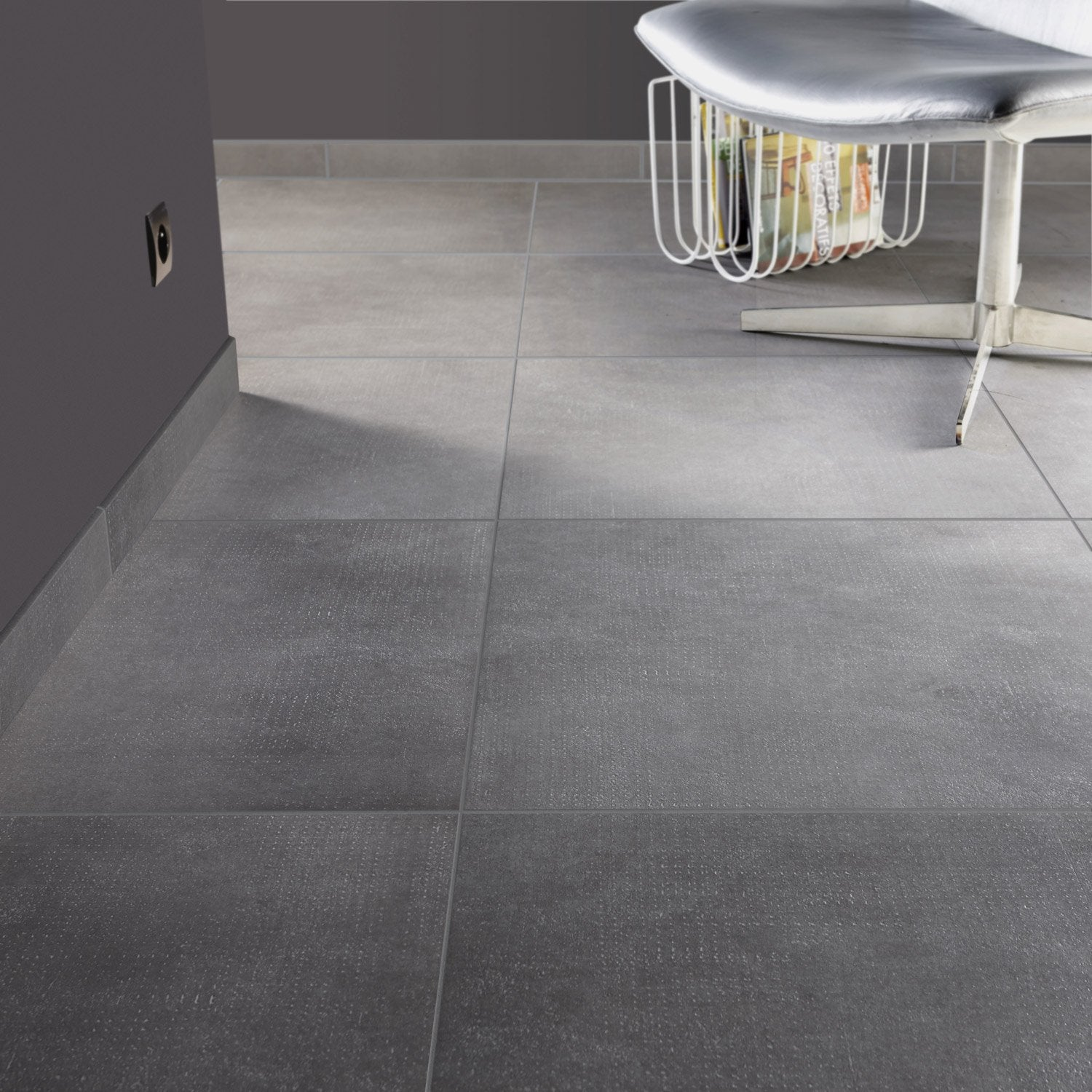 Carrelage design carrelage pour garage leroy merlin for Carrelage design