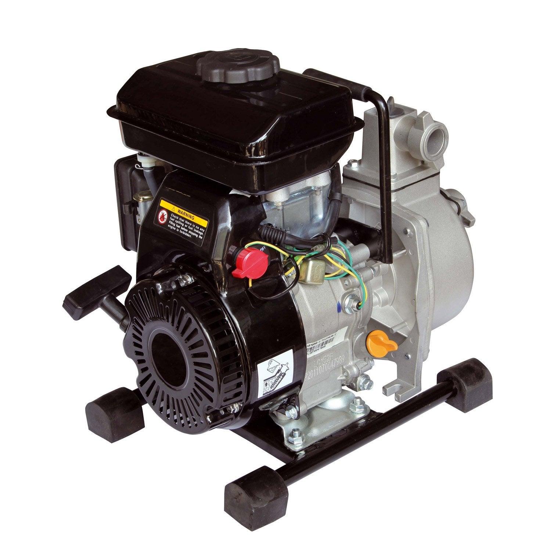 motopompe essence 4 temps flotec hydroblaster 1 8 d bit max 7000 l h leroy merlin. Black Bedroom Furniture Sets. Home Design Ideas