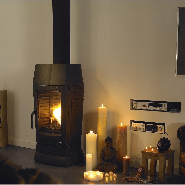 poele a bois le golden godin. Black Bedroom Furniture Sets. Home Design Ideas