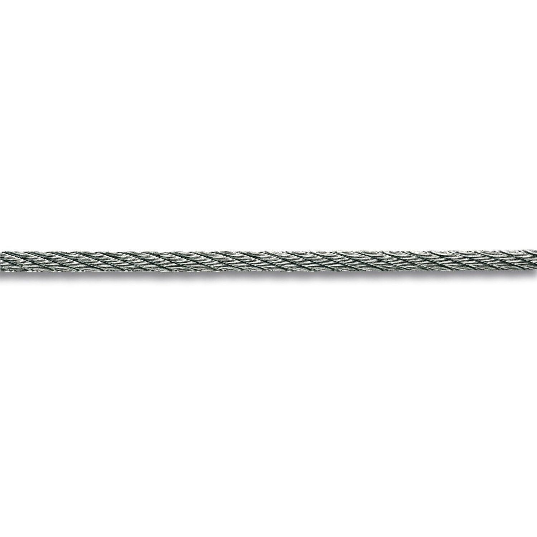 cable acier 4mm. Black Bedroom Furniture Sets. Home Design Ideas