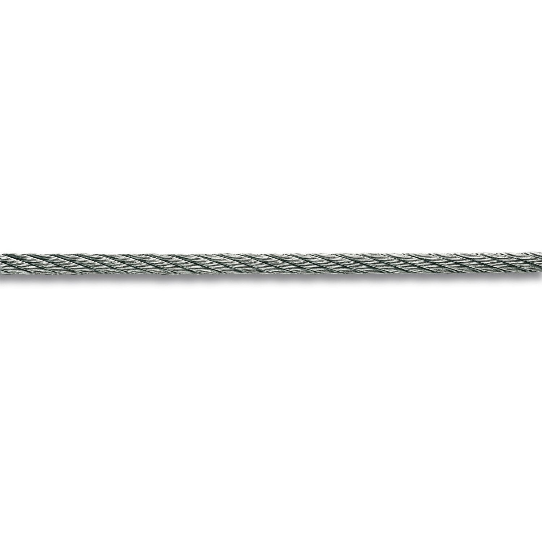 comment raccorder deux cables acier