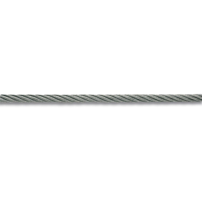 C ble non gain en inox diam 4mm leroy merlin - Cable enceinte leroy merlin ...