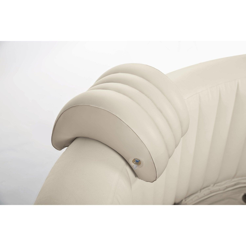 repose t te pour spa accessoires pour pure spa appuie t te. Black Bedroom Furniture Sets. Home Design Ideas