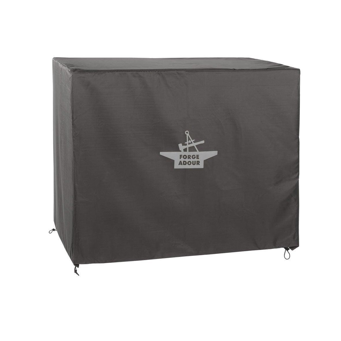 elegant housse de protection pour plancha l x l x h with. Black Bedroom Furniture Sets. Home Design Ideas