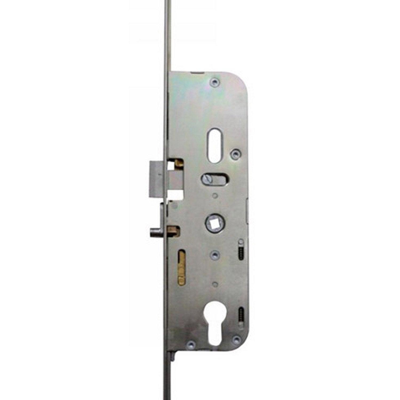Serrure encastr e multipoint ferco trimatic axe 40 mm - Reglage porte d entree 5 points ...