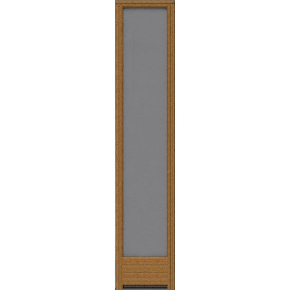 fixe lat ral pour porte d 39 entr e cm bois exotique artens leroy merlin. Black Bedroom Furniture Sets. Home Design Ideas