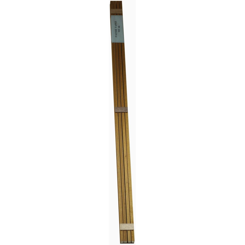 Tapée disolation 120 pour porte bois exotique  Leroy Merlin