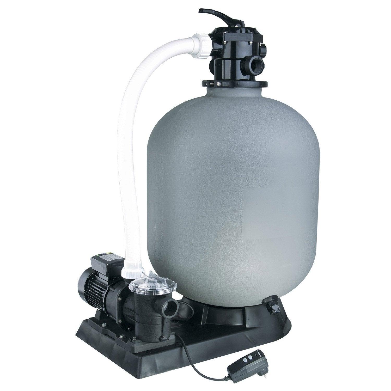 Kit de filtration sable ubbink leroy merlin - Sable polymere leroy merlin ...