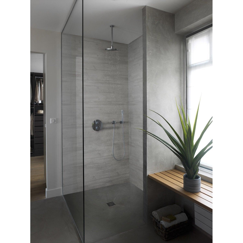 lambris pvc douche grosfillex id e. Black Bedroom Furniture Sets. Home Design Ideas