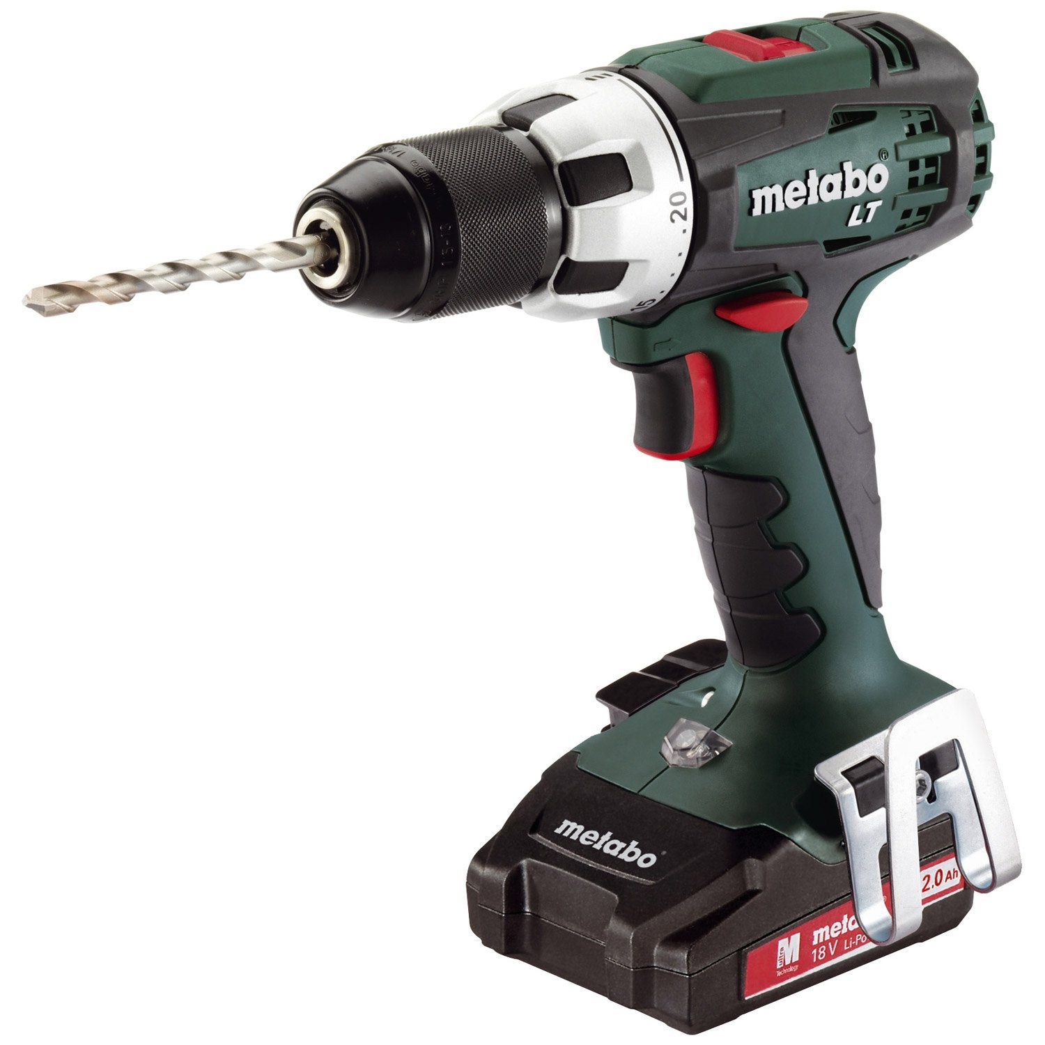 Perceuse sans fil metabo leroy merlin