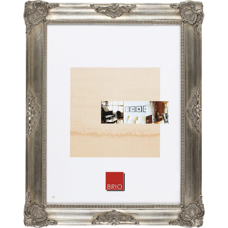 Cadre op ra 50 x 70 cm bronze leroy merlin - Badspiegel 50 x 70 ...