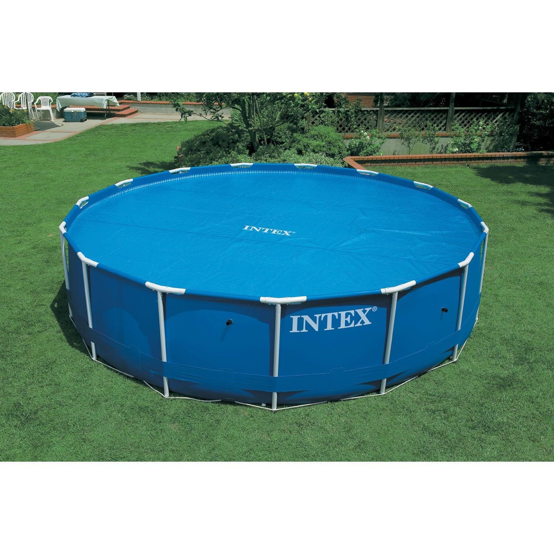 bche bulle intex pour piscine diam 3m05 diam 290 cm leroy merlin - Peinture Pour Piscine Leroy Merlin