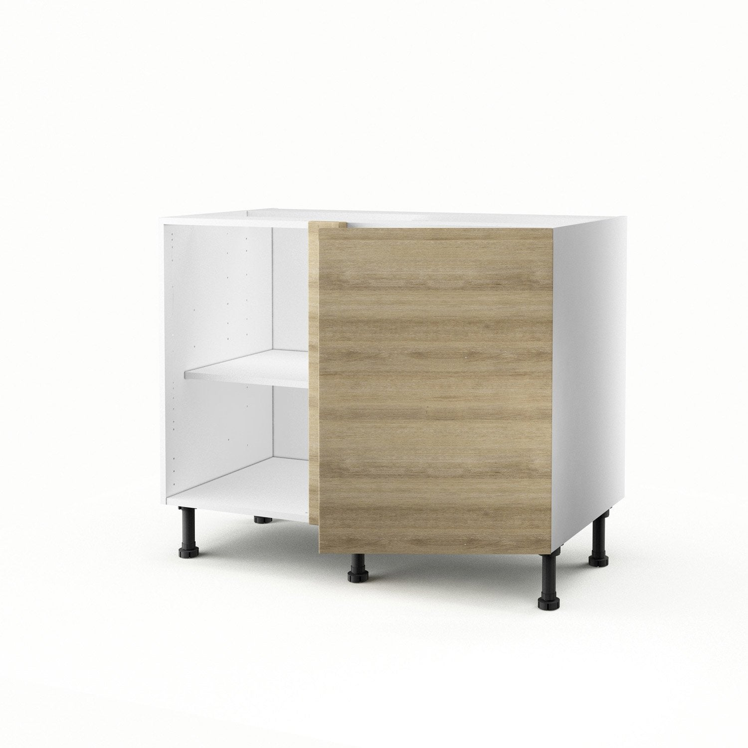 Buffet Blanc Laqu Conforama Cheap Meuble Blanc Laque Conforama  # Meuble Ovio Blanc