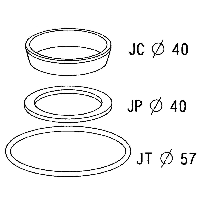 kit de joints pour siphon vier leroy merlin. Black Bedroom Furniture Sets. Home Design Ideas