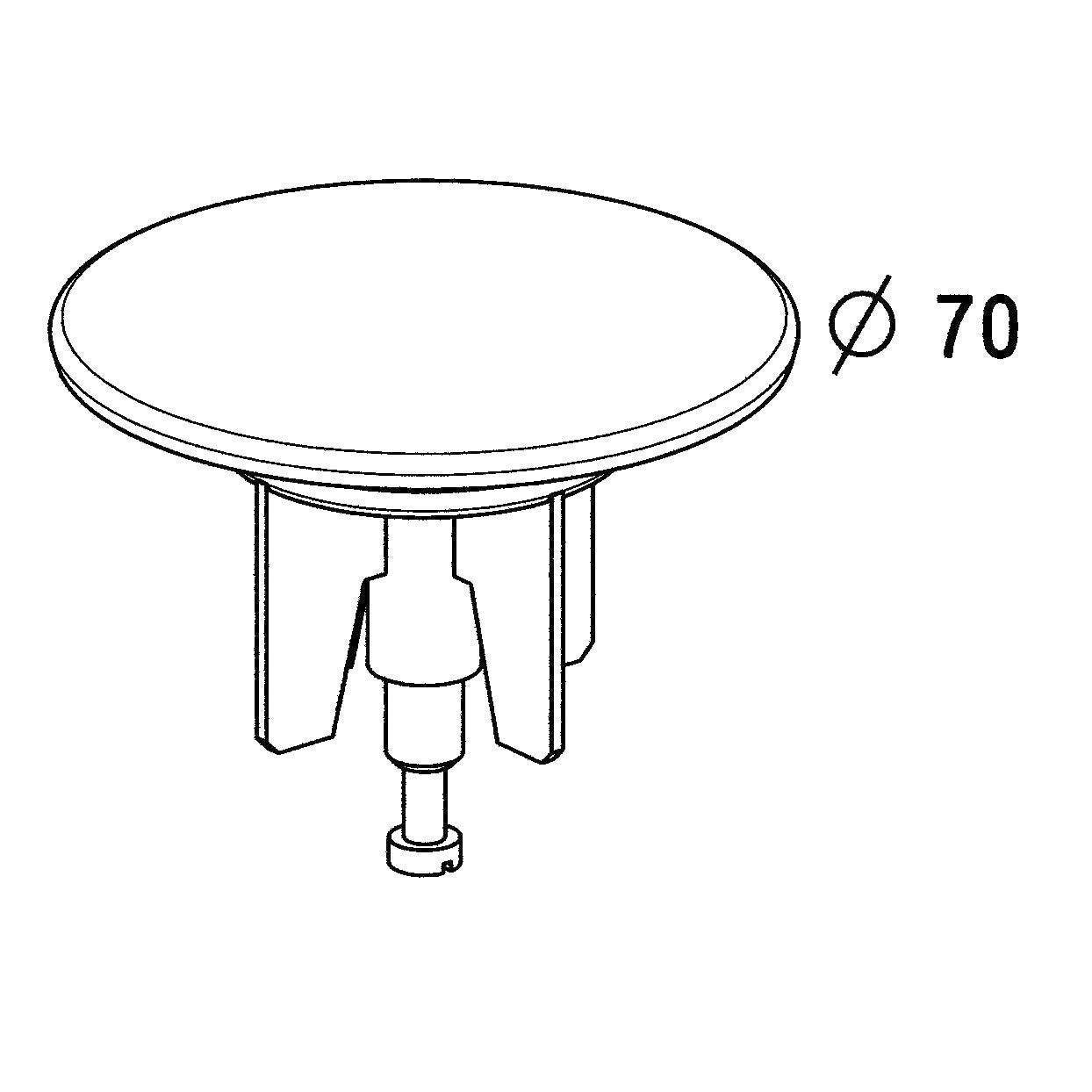 clapet de bonde leroy merlin. Black Bedroom Furniture Sets. Home Design Ideas