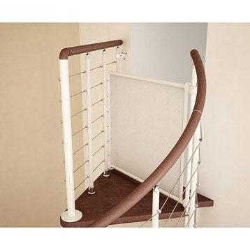 barri re s curit escalier kalypto en m tal long min max. Black Bedroom Furniture Sets. Home Design Ideas