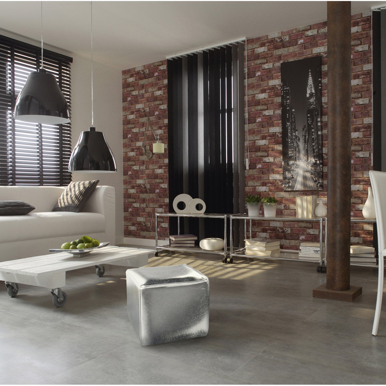 r aliser un sol en b ton cir 3h leroy merlin. Black Bedroom Furniture Sets. Home Design Ideas